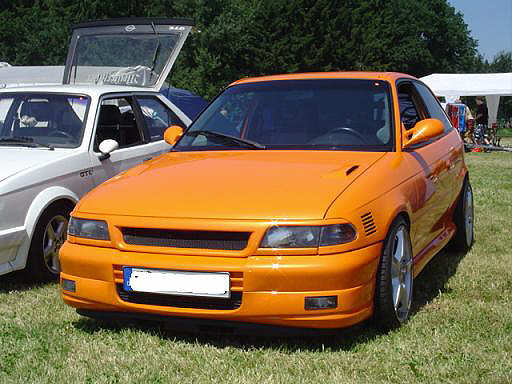 Astra F Turbo C20LET