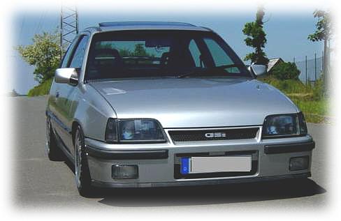 Opel Astra Gsi Tuning. Opel Kadett Gsi Tuning. kadett