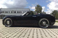 Opel gt turbo roadster